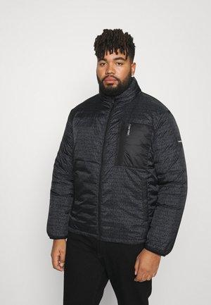 REVERSIBLE JACKET - Light jacket - black