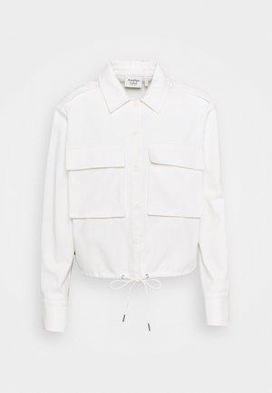DUSTEE JACKET - Denim jacket - off-white