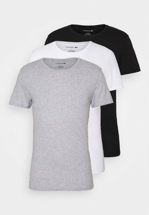 3 PACK - Caraco - blanc/argent chine/noir