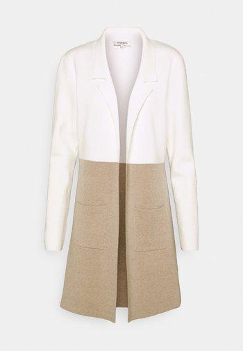 MIRABEL - Cardigan - ivoire/beige