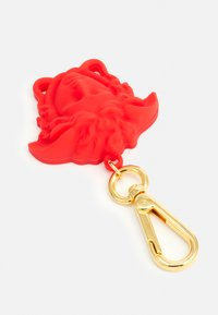 Versace - CIONDOLO MEDUSA UNISEX - Klíčenka - rosso/oro caldo - 1