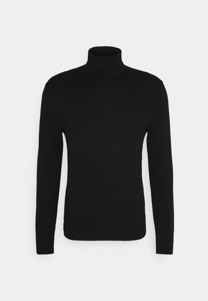TURTLENECK - Trui - black