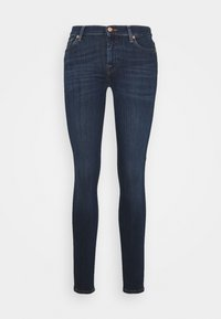 7 for all mankind - Jeans Skinny Fit - dark blue - 8