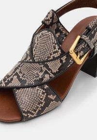 See by Chloé - HELLA - Sandals - grey - 6