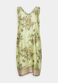 Cream - DRESS - Day dress - green - 0
