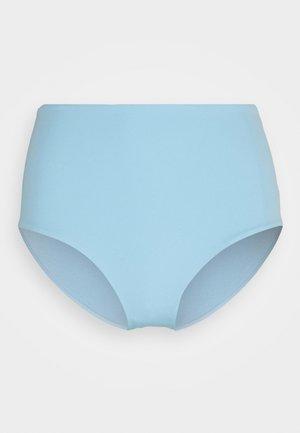 AVA HIGHWAIST SWIM BOTTOM - Bikini bottoms - light blue