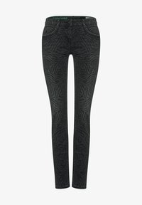 Cecil - Slim fit jeans - grau - 3