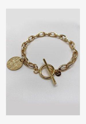 T BAR CHUNKY - Bracelet - gold coloured