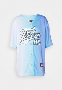 FUBU - VARSITY GRADIENT BASEBALL - Print T-shirt - blue - 4