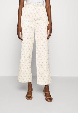 Kalhoty - simple follows