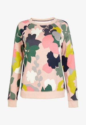 DAS - Sweatshirt - milchshake, gepresste blüten