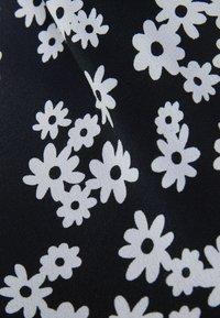 Bershka - Sukienka letnia - black - 5