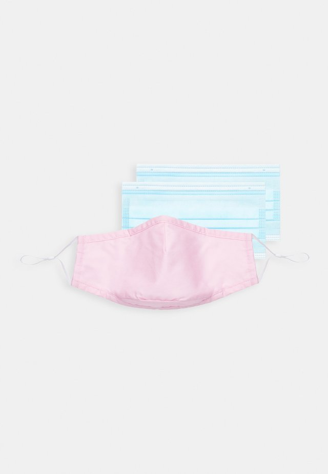 FACE MASK - Mascarilla de tela - pink