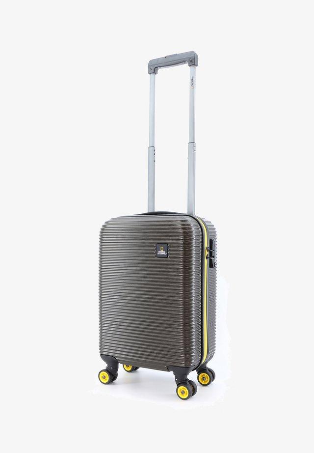 ABROAD - Wheeled suitcase - schwarz