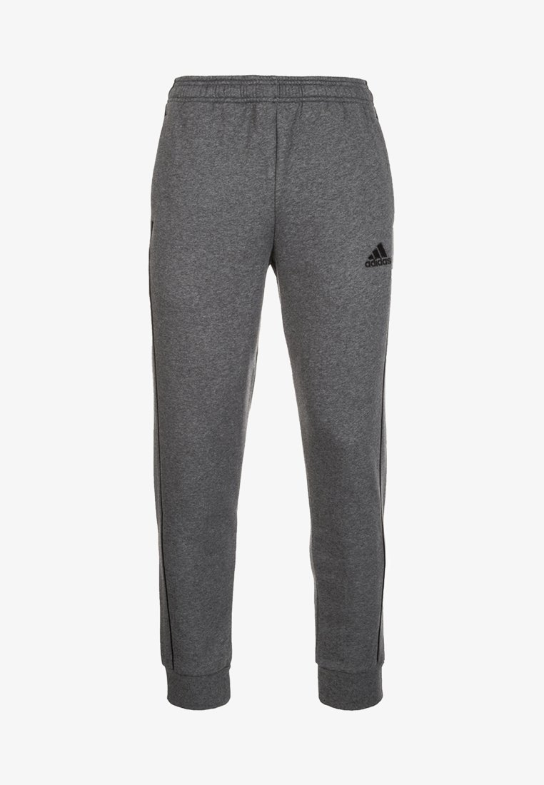 adidas Performance - CORE 18  - Tracksuit bottoms - dark grey/white