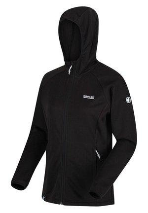 HELIO  - Fleece jacket - black