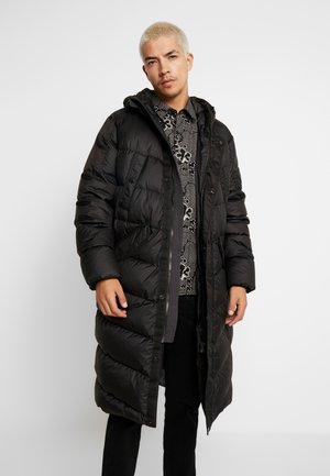 WHISTLER DOWN LONG PARKA - Down coat - dark black
