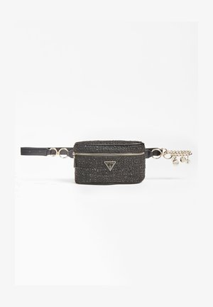 CESSILY TWEED - Bum bag - nero