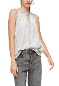 QS by s.Oliver - Top - grey - 6