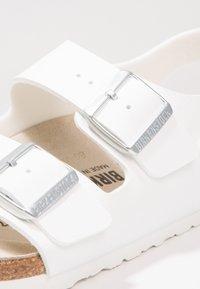 Birkenstock - MILANO  - Sandals - weiß - 5