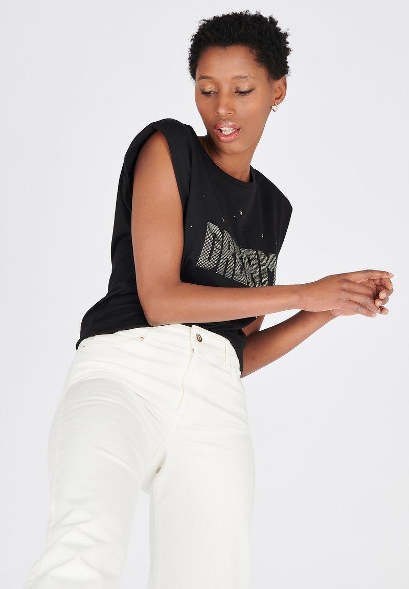 LolaLiza - Print T-shirt - black