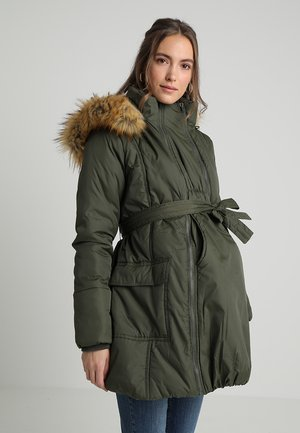 RACHEL - Płaszcz zimowy - khaki