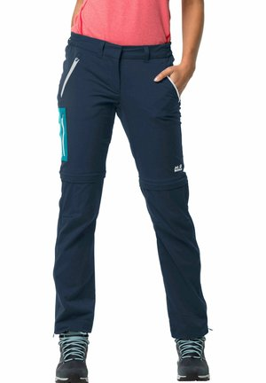 Outdoor trousers - nachtblau
