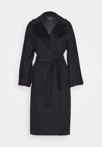 RESINA - Classic coat - navy