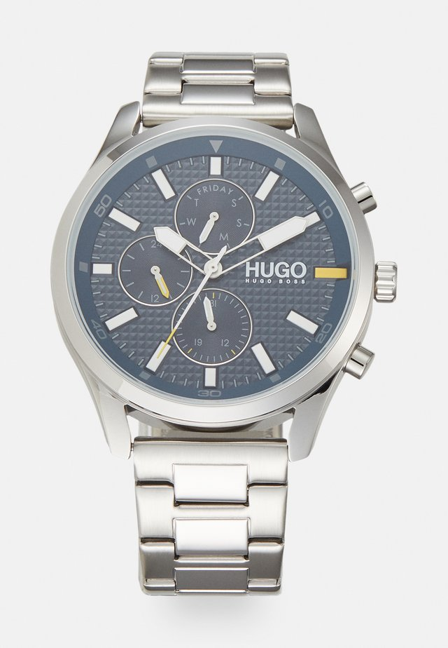 CHASE - Orologio - silver-coloured