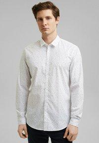 Esprit - MIT COOLMAX® - Shirt - white - 4