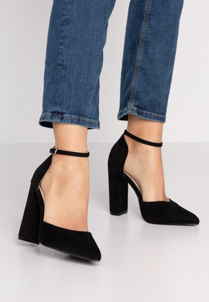 WIDE FIT MAHI - Klassiska pumps - black