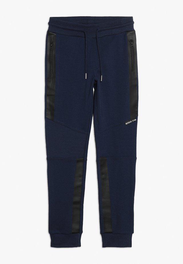 VALENTIJN - Pantaloni sportivi - dark indigo blue