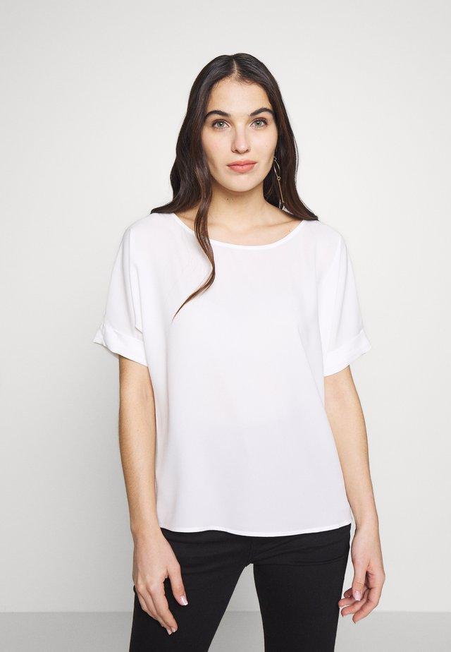 NEW DRAPE LIGHT - Blusa - off white