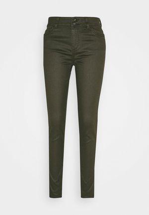 Jeans Skinny Fit - dark khaki
