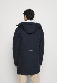 INDICODE JEANS - CARVER - Winter coat - navy - 2