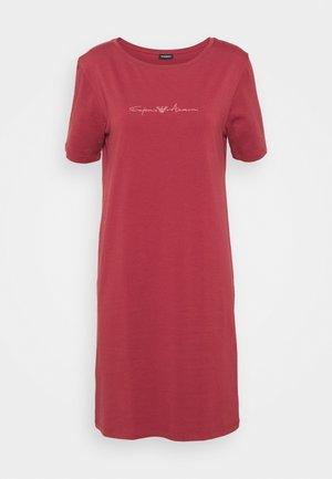 NIGHT DRESS - Nachthemd - melograno