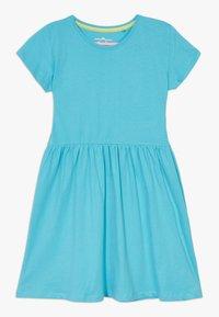Lemon Beret - SMALL GIRLS DRESS 2 PACK - Žerzejové šaty - bachelor button - 2