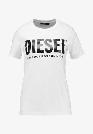 T-SILY-WX MAGLIETTA - T-shirt print - white