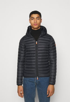 DONALD HOODED JACKET - Winter jacket - black