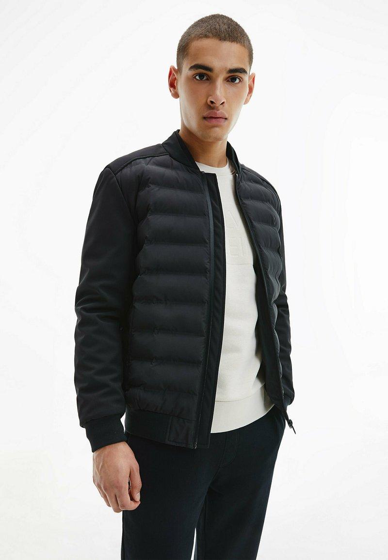 Calvin Klein - Winter jacket - ck black