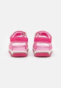 Pax - WAVE UNISEX - Sandales de randonnée - pink/silver - 2