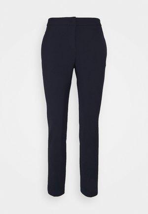 MELISSA - Pantalon classique - midnight blue