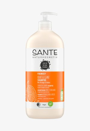 STRENGTH & SHINE SHAMPOO ORGANIC ORANGE & COCONUT  - Schampo - -
