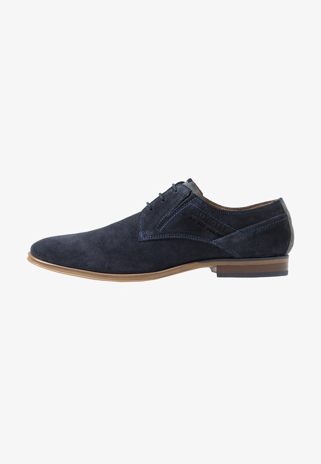 LUCIUS - Veterschoenen - dark blue