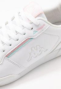 Kappa - MARABU - Sportschoenen - white/rosé - 5