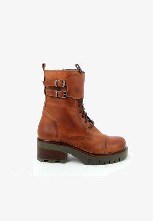 PARDIS - Veterboots - brown