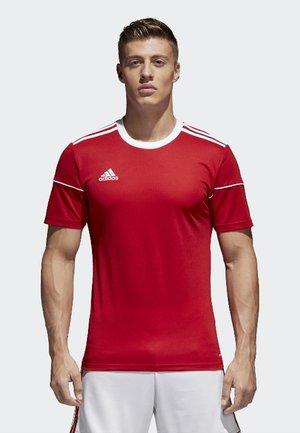 SQUADRA 17 JERSEY - Sportswear - power red/white