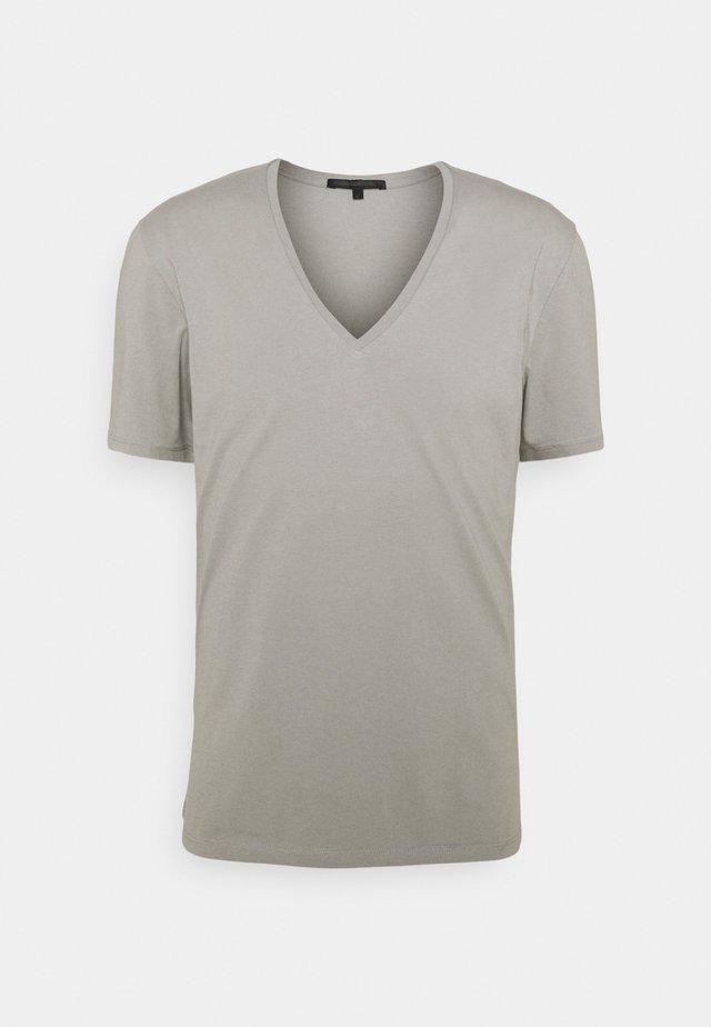 QUENTIN - T-shirt basique - grau