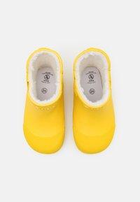 Aigle - CHELSEA KID UNISEX - Holínky - jaune - 3