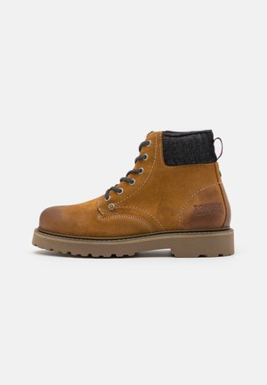 LACE UP MENS BOOT - Botines con cordones - texas plains
